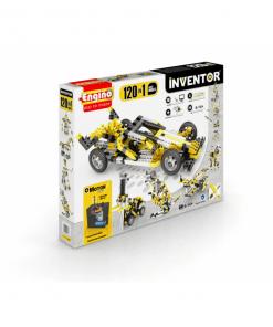 obal inventor 120 modelov motorizovaný set