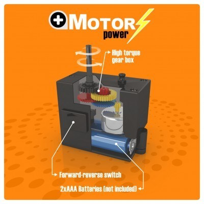 inventor50modelsmotorizedset17