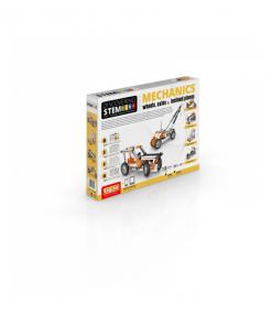 stem mechanika: kolesá, nápravy a naklonené roviny