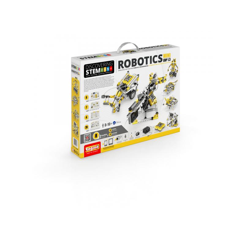 obal STEM programovateľné roboty